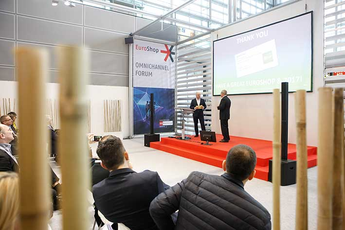 Omnichannel Forum auf der EuroShop 2017